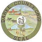 Darke County Ohio Seal